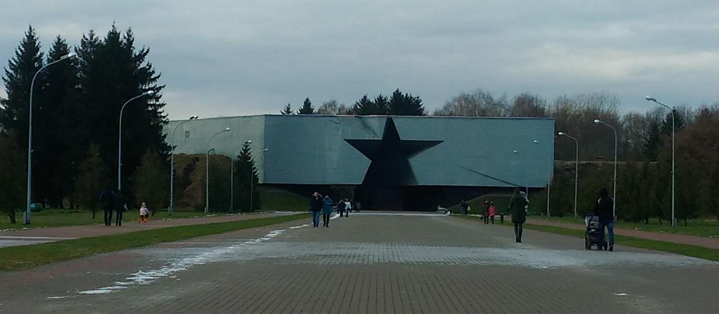 Зимняя встреча фанклуба в Бресте) Беловежская пуща. Брестская крепость.